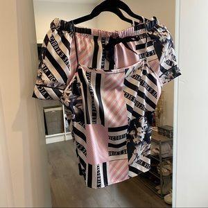 Victoria's Secret Satin Cami & Short PJ Set - NWT